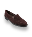 Brunate Slipper Lammfell