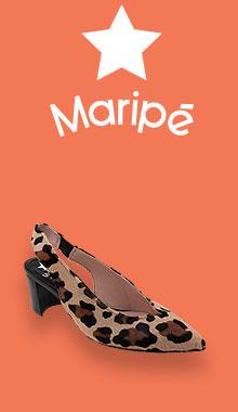 9012238c947ee0 Maripé exklusive Schuhe für die modischen Frauen ...