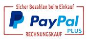 Kauf auf Rechnung mit Paypal Plus