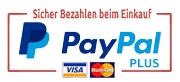 Sicher Einkaufen mit Paypal Plus Kreditkarte