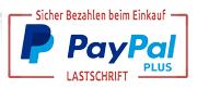 Sicher Einkaufen mit Paypal Plus Lastschrift